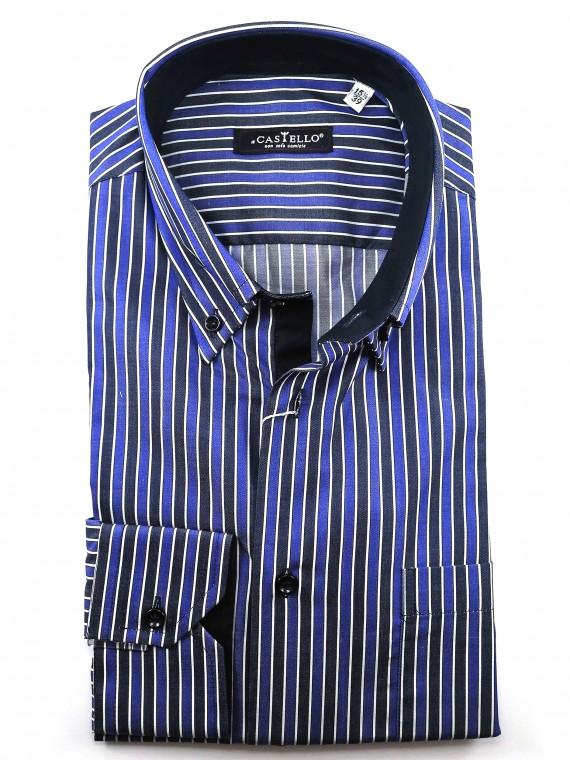 Camicia Uomo Manica Lunga Cod. 4013