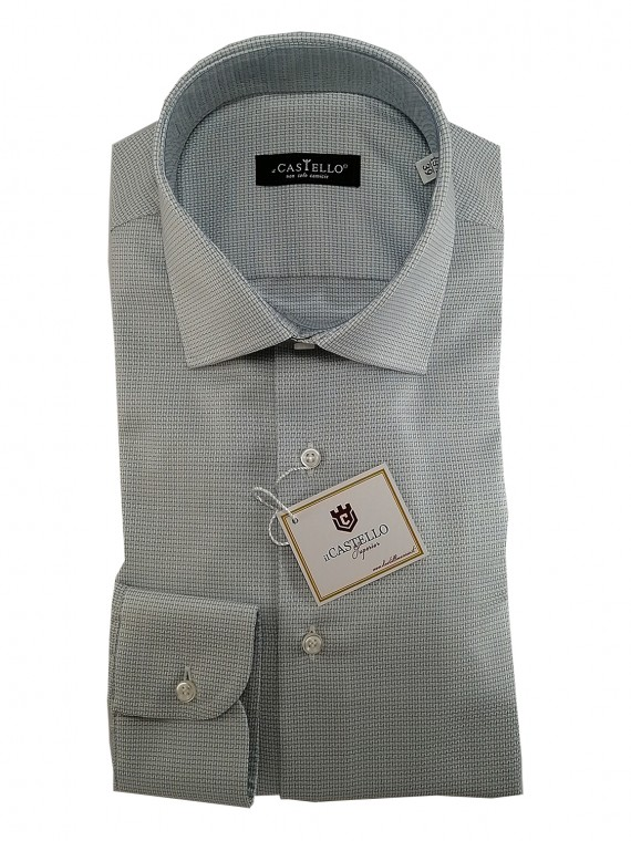 Camicia Uomo Tinta Unita  Cod. 5015