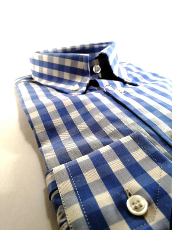 Camicia Uomo Microfantasia Cod.5020