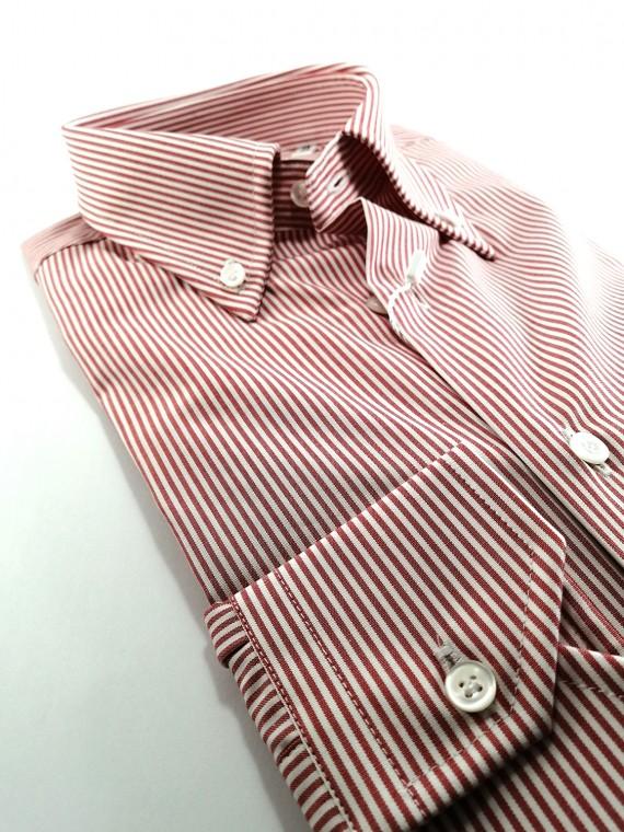 Camicia Uomo Rigata Cod. 5027